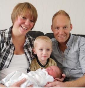 Alana and family